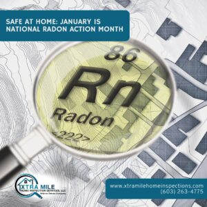 Safe Home: January Is National Radon Action Month