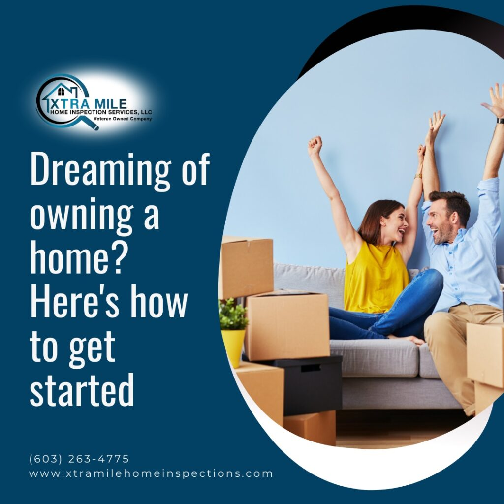 Dreaming of owning a home? Here's how to get started