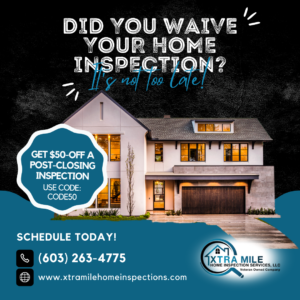 Did You Waive Your Home Inspection?