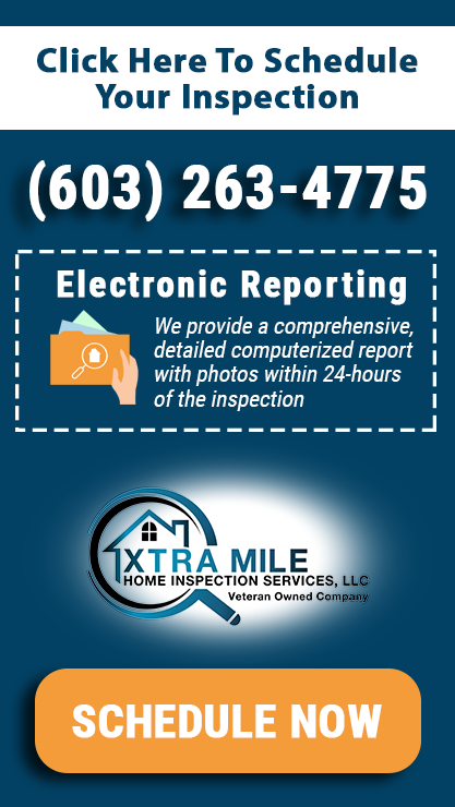 Xtra Mile Home Inspection Services, LLC Schedule Banner